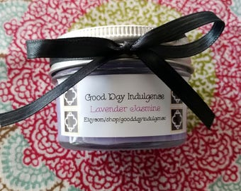 Jasmine Lavender Candle 2.5 oz