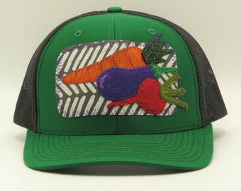 Garden Veggies Trucker Hat