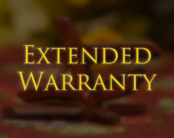 Extended Warranty For Your WoodenK