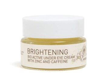 Brightening Under Eye Cream  Hyaluronic Acid Eye Cream  Zinc Eye   Caffeine Eye Cream  Puffy Eyes Cream  Dark Circles Cream  Wrinkle Cream