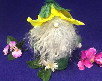 Spring Gnome, doll, decoration