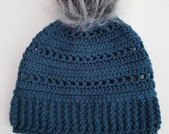 The Demeter Hat Crochet Pattern
