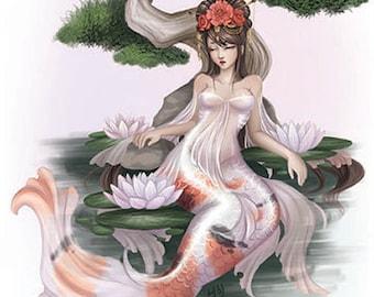 Mermaid Koi