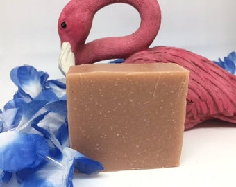Eucalyptus and Rose Clay Soap