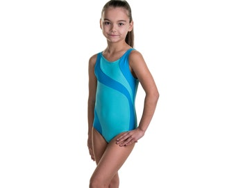 Oceanic Leotard (Could be Personalized)