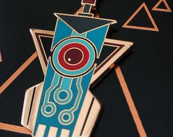Transistor [Enamel Pin]
