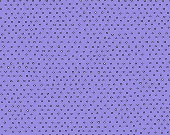 INK & ARROW Pixie Dots 1649 24299 LV Lavender Yardage