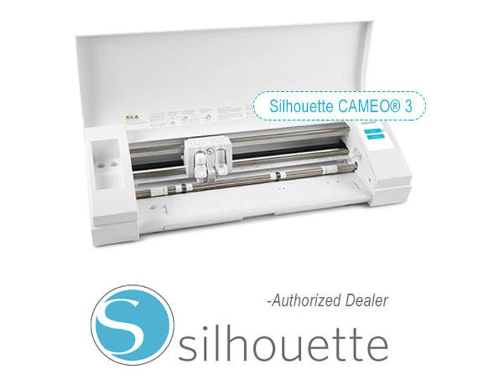"Silhouette CAMEO®-3 Craft Cutter ""Free Shipping"""