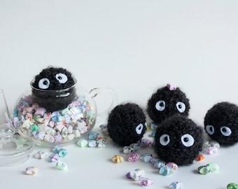 Crochet Soot Sprite