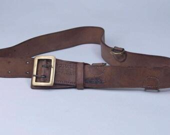Leather Belt (1330-10-G1372)