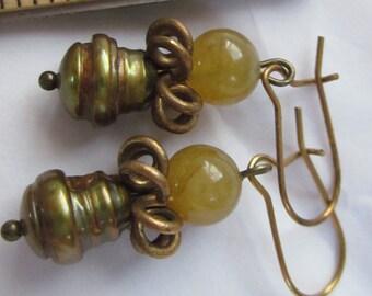Golden Age Earrings