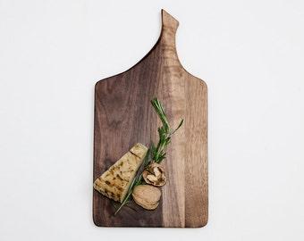 Cutting Board / Cheese Board – Walnut