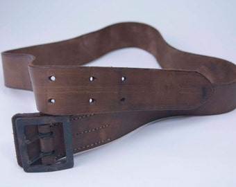 Leather Belt (1330-10-G1373)