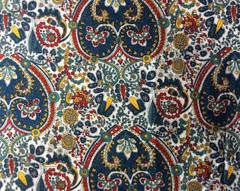 Tana lawn fabric from Liberty of London, Kitty Grace