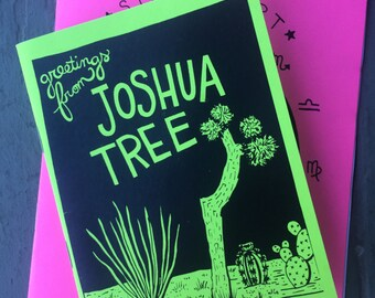 Joshua Tree zine