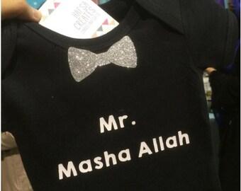 Mr. Masha Allah, Muslim Baby Boy Ramadan gift