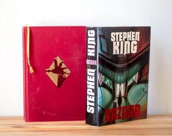 stephen king Vintage old book