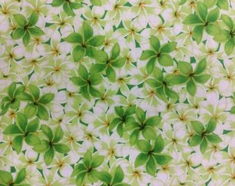 Sale! Hawaiian Print in Cotton. (yardage available)