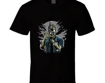 Zombie Photo Shirt