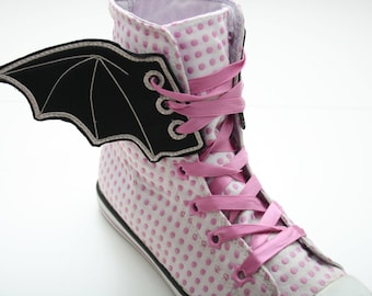 Wings for Shoe Laces Cosplay