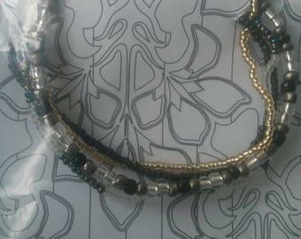Beautiful 4 layer bracelet