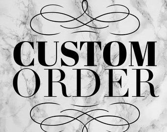 Custom Made Healing Bracelet