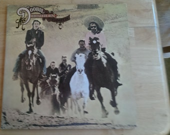 The Doobie Brothers - Stampede - BS 2835 - 1975 Original Issue - VG+