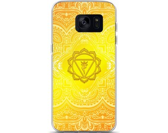 Solar Plexus Chakra Samsung Case
