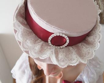 Maria Theresa Rodet Geoffrin collection hat.
