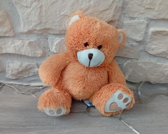 Bear soft baby