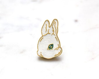 Brooch : Star in your Eyes (White)