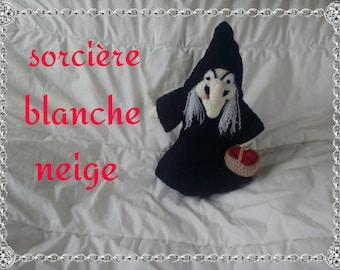 Snow White Witch tutorial