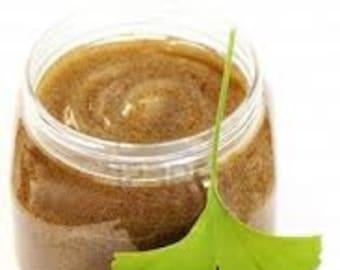 Herbal Sea Salt Scrub - 16 oz Jar