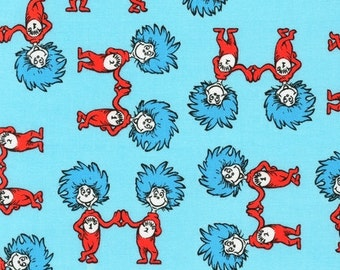 Thing 1 and Thing 2., Dr Seuss The Cat in the Hat 2 by Robert Kaufman,  Yard