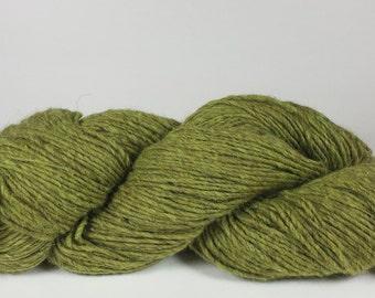 O-Wool Local Wood Fern, alpaca yarn