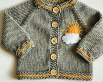 Baby Jecket, Baby Sweater, Baby Cardigan