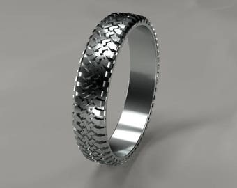 Jeep Grappler tire ring