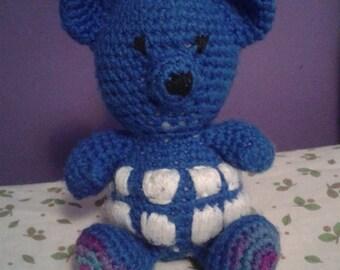 Doctor Who Tardis Teddy Bear