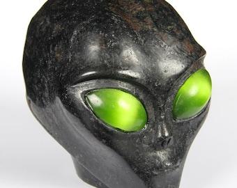 Russian Astrophlyte Alien Healing Skull