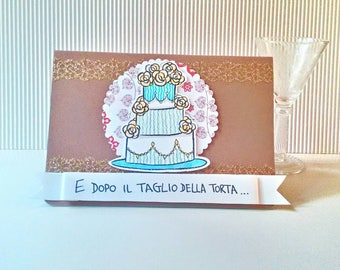 Greeting card - Wedding Party