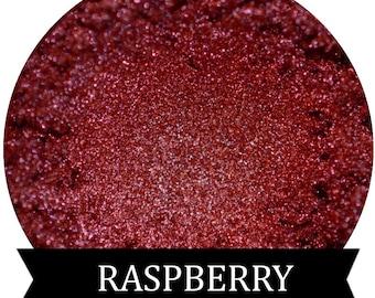 Dark Red Eyeshadow  RASPBERRY