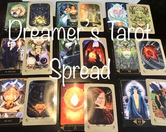 Find Out Your Immediate Future & Long-Term Future! - Dreams of Gaia Tarot Reading - Five Dollar Divination