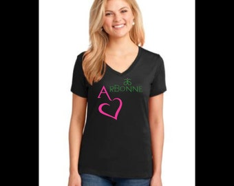 Arbonne Love Swag t shirts