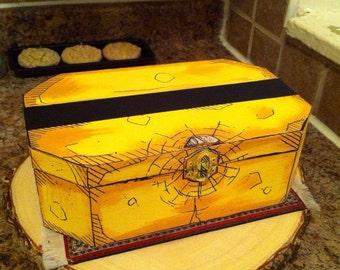 "Lootable Object: Large ""Yellow Jacket"""
