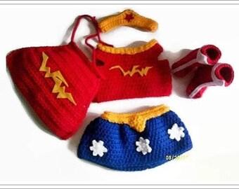 Crochet pattern, Baby prop pattern, Super heros, Baby crochet pattern, Newborn crochet, Newborn patterns