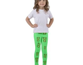 Frog Kids Leggings