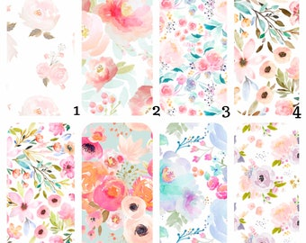 CRIB Sheets and Covers Indy Bloom Stokke, 4moms, Crib Sheets, Boppy Covers, Guava Lotus, Arms Reach, Halo Bassinet, Dockatot Covers-Floral