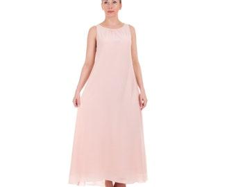 Juliet Maxi Silk Dress