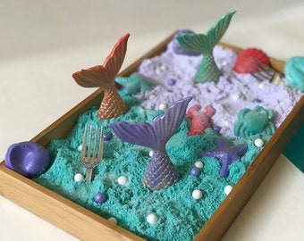 Mermaid Sand Bath Bomb