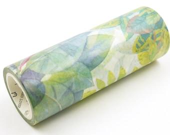 Bora Bora - Japanese Washi Masking Tape - 100mm wide - 5.5 yard